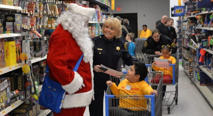 Annual Shop with the Sheriff Scheduled for December 7th