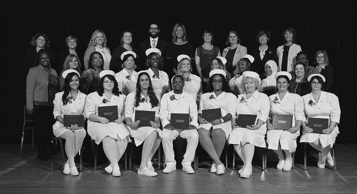 CCIU Practical Nursing Program Helps to Meet Growing Demand with 42 New Graduate Practical Nurses