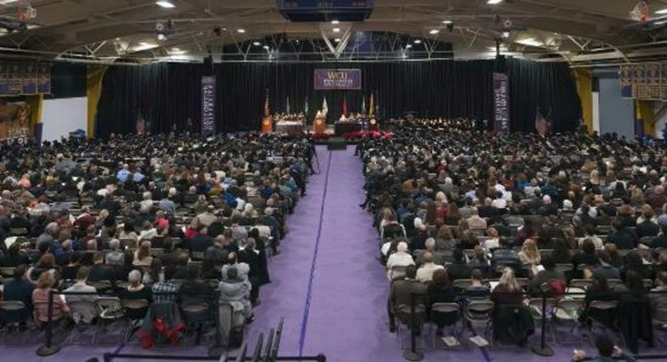 West Chester University Hosts Six Winter Commencement Ceremonies Dec. 13 - 15