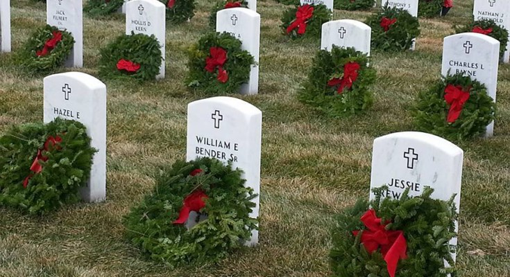 PA Soldiers' and Sailors' Home Celebrates Wreaths Across America