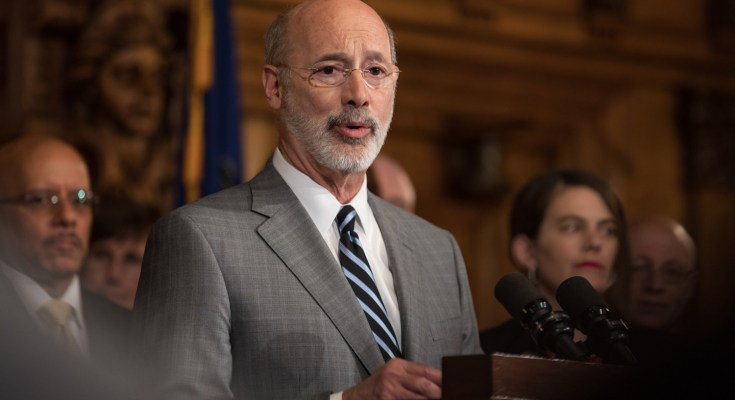 Gov. Wolf Announces Billion-Dollar Plan to Fix Toxic Schools, Address Lead Across Pennsylvania
