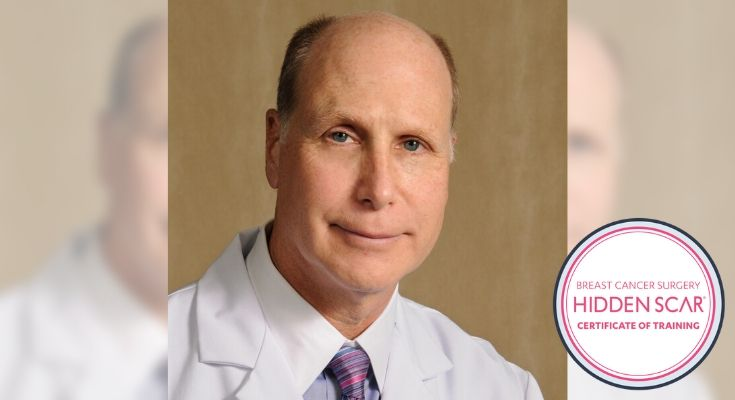 Bruce Weiner, MD, FACS, Named Certified Surgeon for Hidden Scar™ Breast Cancer Surgery