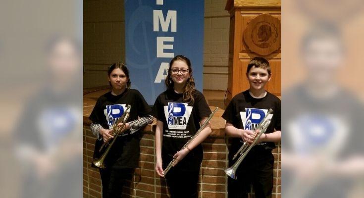 Renaissance Academy Perform at PMEA Band Fest 2020