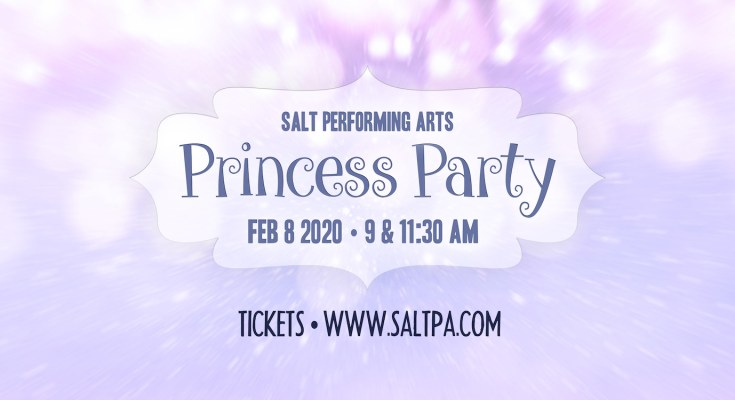 Royalty Coming to SALT Performing Arts, February 8, 2020