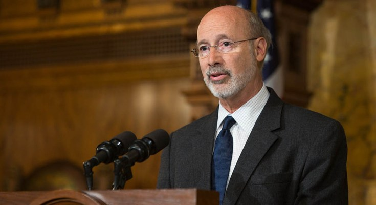 Gov. Wolf: Reach Out PA New Online Feedback Form Seeks Public Input on Mental Health Resource Needs