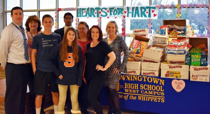 "Downingtown Area School District Has ""Hart"""
