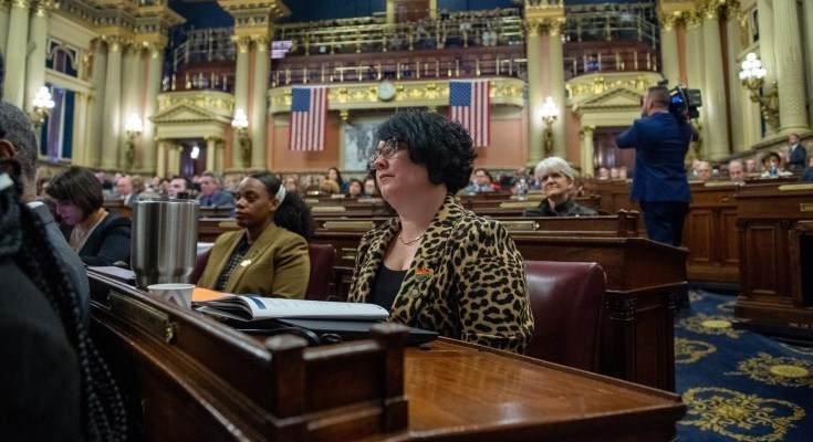 Otten Statement on Governor Wolf's Budget Address