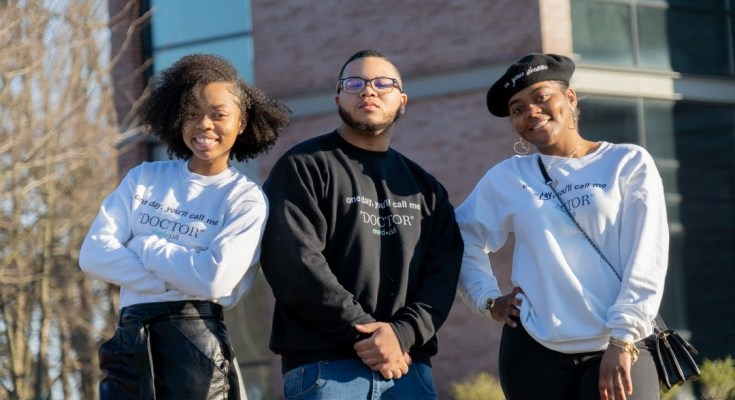 Three Lincoln Juniors Receive Early Acceptance to the University of Pittsburgh Medical School