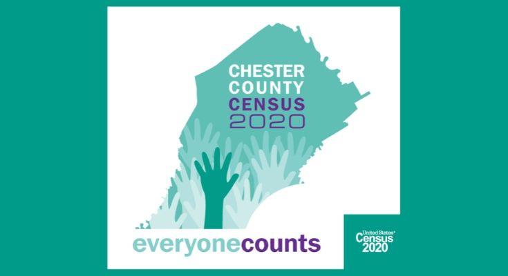 "ChesCo Commissioners Recognize ""Census Day"" and Encourage all Residents to Complete the 2020 Census"