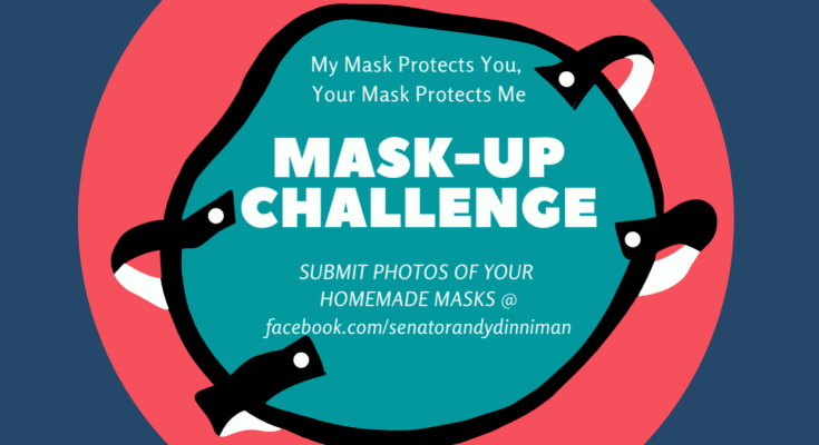 Dinniman Announces Winners of #MaskUp Chester County Challenge