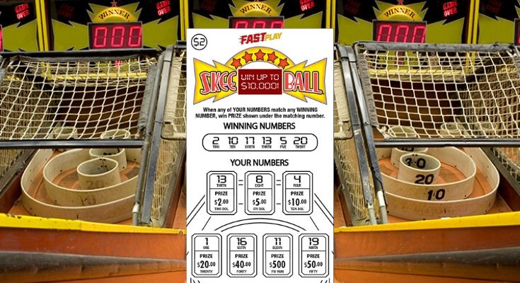 Pennsylvania Lottery's SKEE-BALL® Second-Chance Drawing Offers $110,000 in Prizes