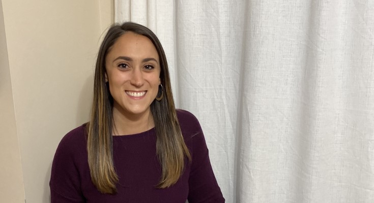 Brielle Guidone named the CCIU's Citadel Heart of Learning finalist