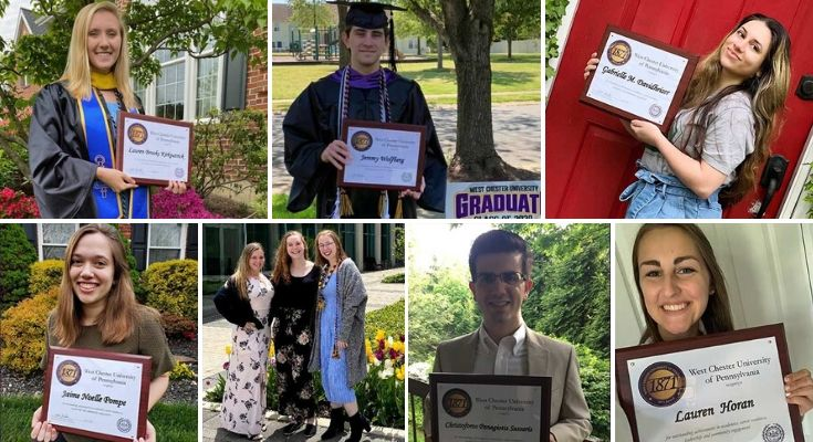 1871 Award Honors WCU's Best and Brightest; Inductees Include 34 Seniors