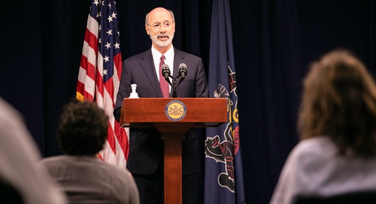 Gov. Wolf Takes Action to Address Law Enforcement Reform and Accountability
