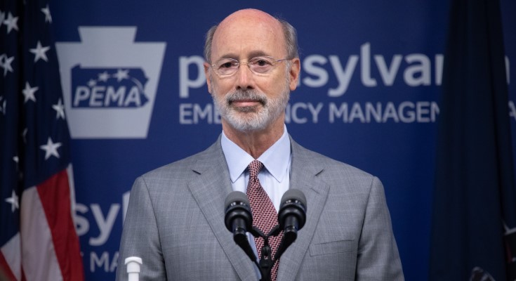 Gov. Wolf: Enhanced Dashboard Launched that Highlights Demographic, Testing and Reopening Data