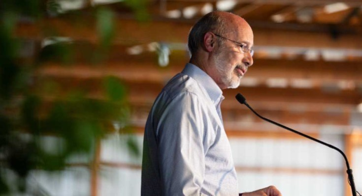 Governor Wolf Reaffirms Commitment to Combat Climate Change, Provides Update on RGGI Process