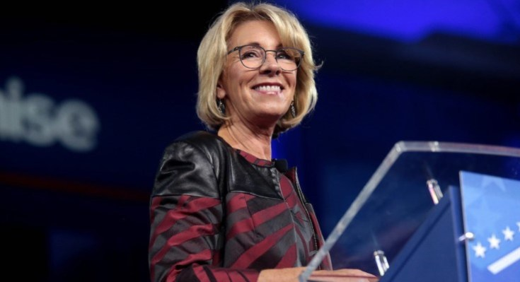 Secretary DeVos Launches New Student-Centered Grant Competition