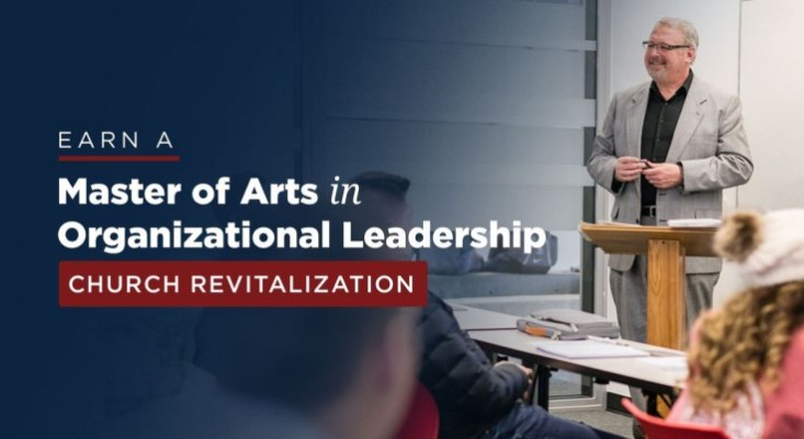 University of Valley Forge Announces New Church Revitalization Masters Degree