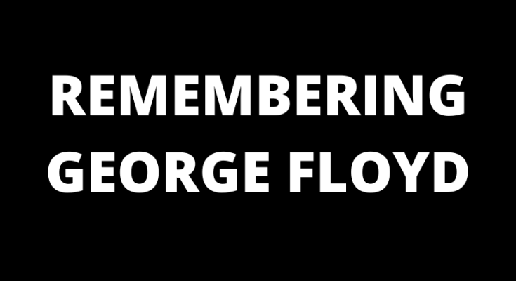 Senator Dinniman Releases Statement on the Murder of George Floyd