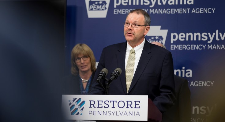 PEMA: Gov. Wolf's Disaster Declaration Vital for Commonwealth Response