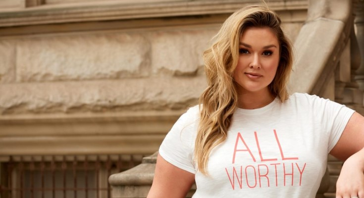 Hunter McGrady Teams Up with QVC to Launch Body Positive Fashion Brand