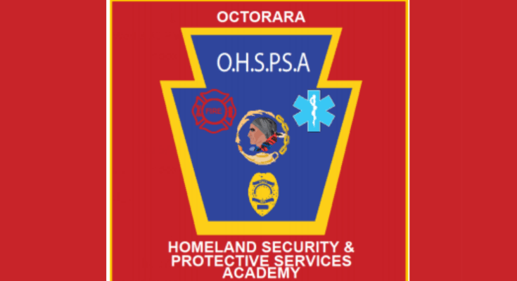 Dinniman Celebrates Graduates of Octorara Homeland Security and Protective Services Academy