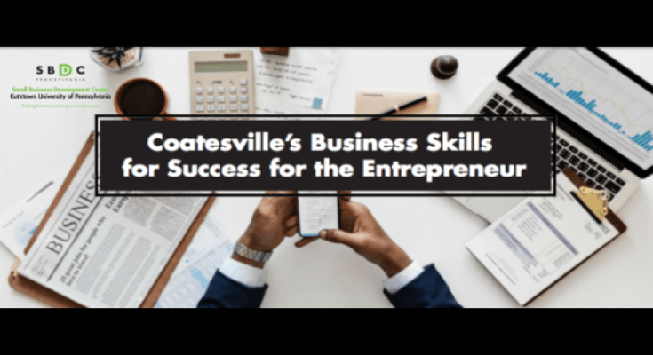 Coatesville Relaunches Business Start-up & Entrepreneur Program in Support of a New Generation of Business Leaders