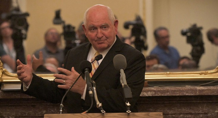 Secretary Perdue Statement on Dicamba Plaintiffs' Attack on EPA Order