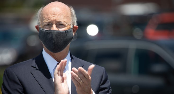 Gov. Wolf: Masks Are Mandatory in All Public Spaces