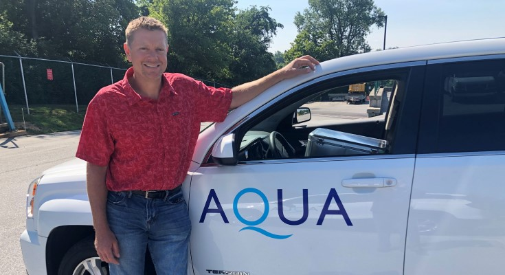 Aqua Pennsylvania Promotes Chester County Resident to Maintenance Manager