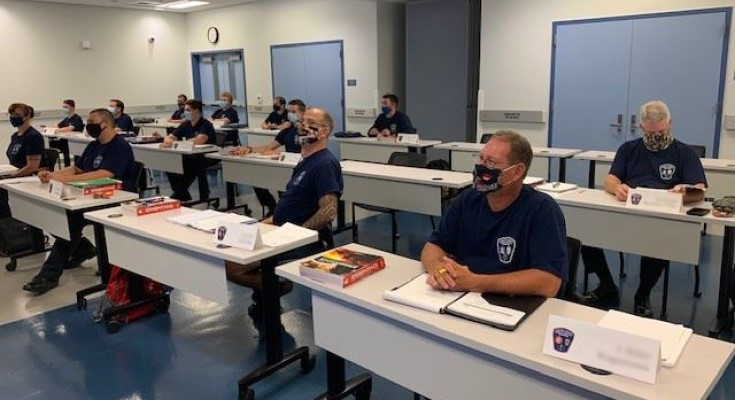 Chester County Resumes In-Person, First Responder Training