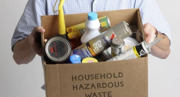 Chester County Solid Waste Authority to Host Hazardous Waste Collection Events