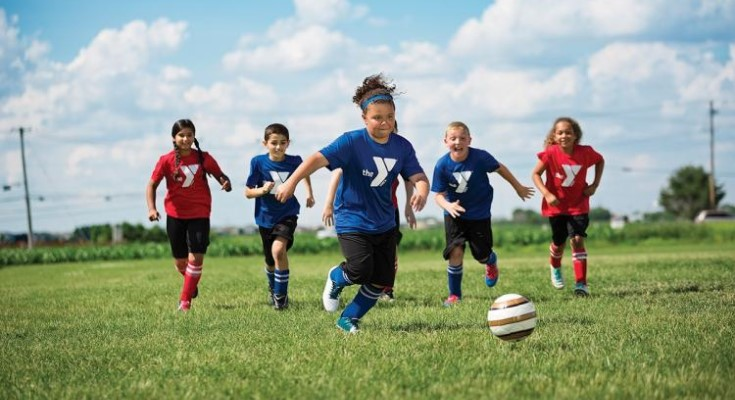 Youth Soccer Kicks Off This Fall at the YMCA of Greater Brandywine with New Health and Safety Measures
