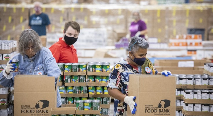 Wolf Administration, Anti-Hunger Advocates Urge Continued Support of Charitable Food Networks