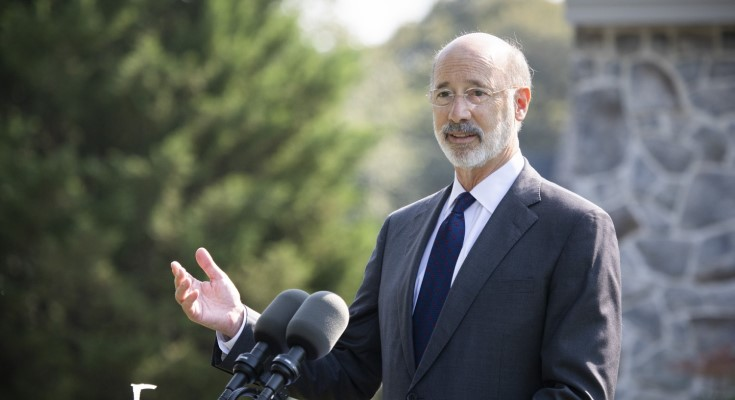 Gov. Wolf Calls for Legislative Action to Help Homeowners and Renters Avoid an Eviction Cliff