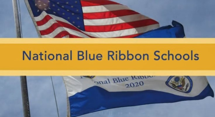 U.S. Secretary of Education Announces 2020 National Blue Ribbon Schools