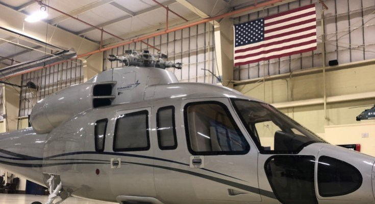 Helicopter Museum Receives COVID-19 Cultural and Museum Preservation Grant