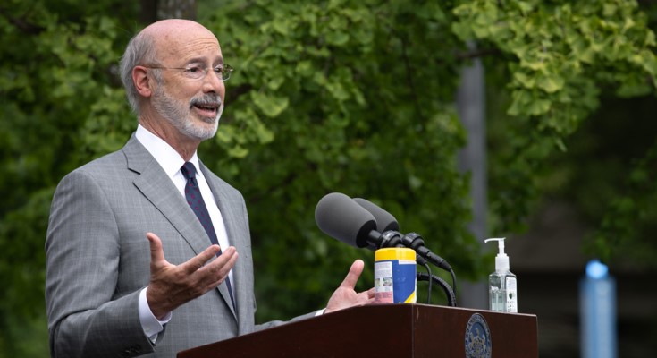 Gov. Wolf Calls for Paid Sick and Family Leave for Workers