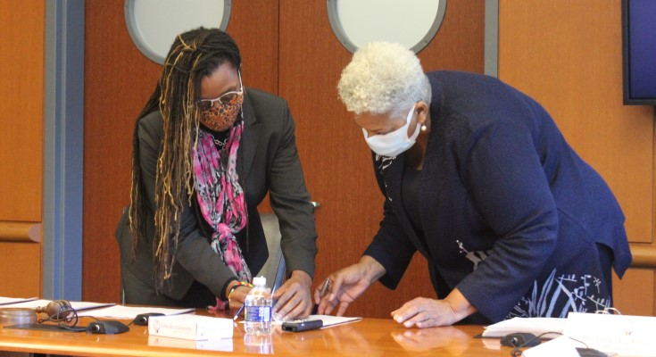 Lincoln University Board Approves 5-year Contract for President Allen