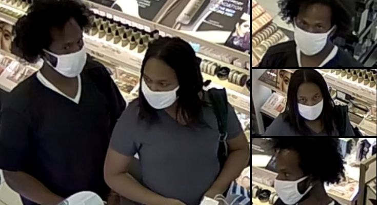 Police Asking for Public's Help to Identify Shoplifting Suspects