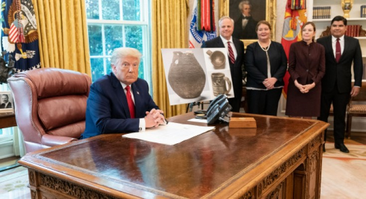 Trump Administration Finalizes the Return of American Indian Ancestral Remains and Funerary Objects from Finland