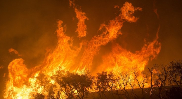 Warns of Heightened Fall Wildfire Dangers