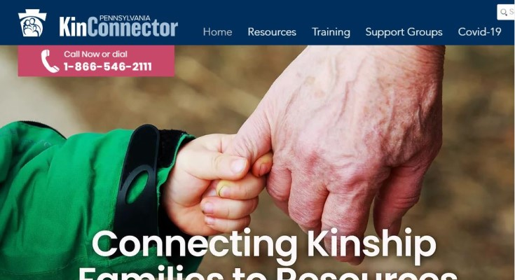 Commonwealth Launches New Website to Support Kinship Caregivers and Children