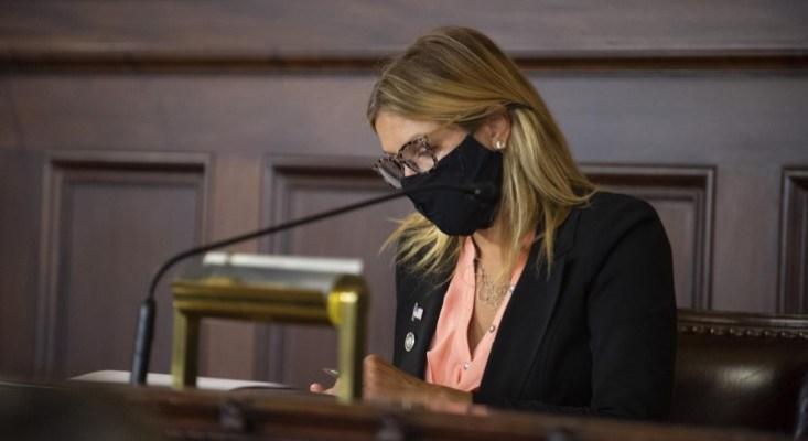 State Rep. Melissa Shusterman