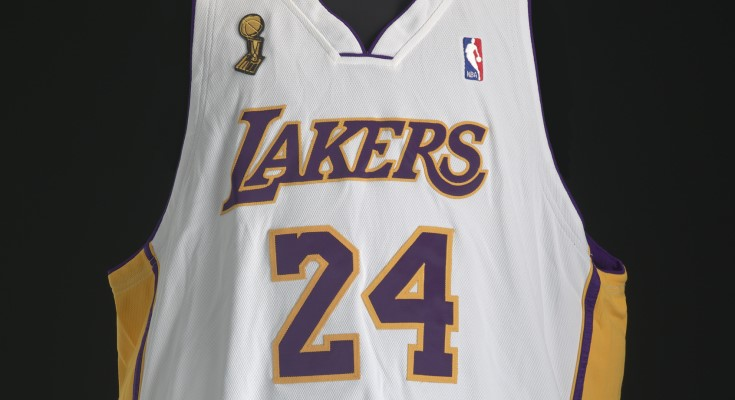 Bryant's Lakers Jersey Is Now on Display at the National Museum of African American History and Culture