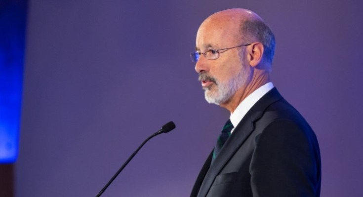 Gov. Wolf: Resolution Is Partisan Attack on Integrity of Pennsylvania Elections