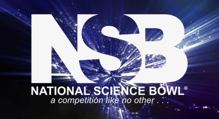 Registration Now Open for DOE's 2021 National Science Bowl for High School and Middle School Teams