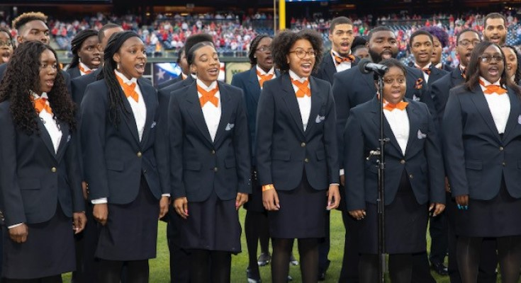 Lincoln University Concert Choir to Sing National Anthem at Steelers-Browns Football Game