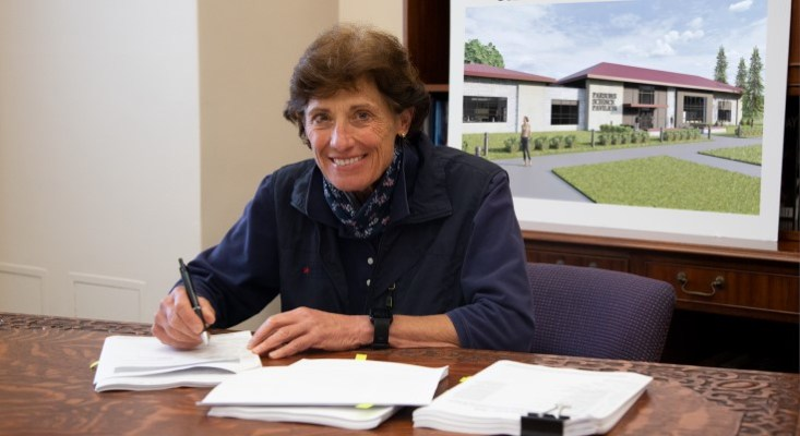 Immaculata University Signs Contract for New Parsons Science Pavilion