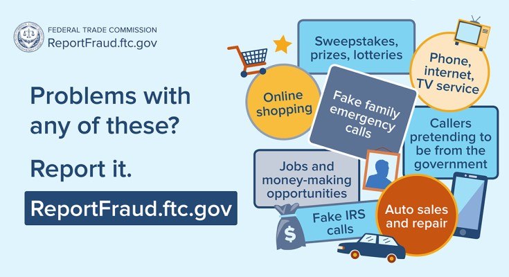 FTC Announces New Fraud Reporting Platform for Consumers: ReportFraud.ftc.gov